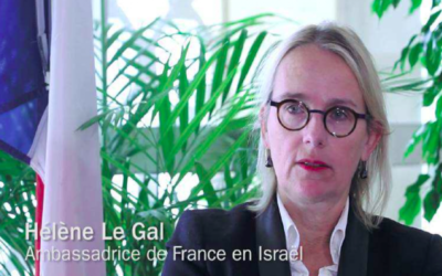 Hélène le Gal (Crédit : capture d'écran YouTube)