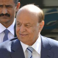 Abd Rabbo Mansour Hadi, président du Yémen. (Crédit : domaine public)