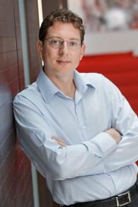Dor Skuler, PDG et fondateur d'Intuition Robotics (Crédit : Autorisation)