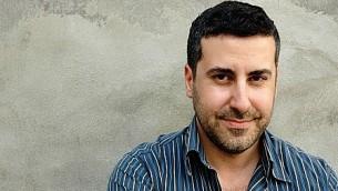 L'auteur belge Dyab Abou Jahjah, né au Liban. (Crédit : Han Soete/CC BY-SA 3.0/Wikimedia Commons)