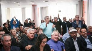 Les membres du Likud réunis à l'occasion d'un séminaire à Eilat le 27 janvier 2017 (Crédit : Noam Revkin Fenton/Flash90)