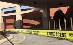 Le centre communautaire juif de Nashville, Tennessee, après une menace à la bombe reçue le 9 janvier 2017. (Crédit : capture d'écran The Tennessean)