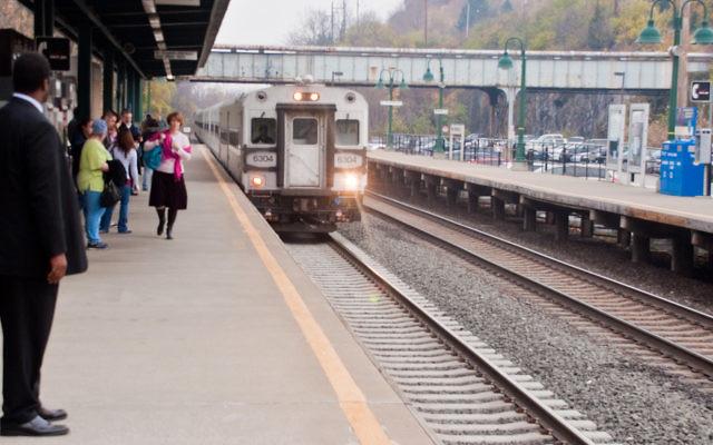 Le métro au nord de New York. Illustration.  (Crédit : PhilipC/CC BY-2.0/Flickr)
