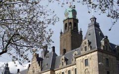 L'Hôtel de ville de Rotterdam, aux Pays-Bas. (Crédit : CC BY/Wikimedia))