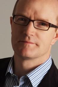 Simon Milner, directeur de la politique Facebook au Moyen-Orient, au Royaume-Uni et en Afrique. (Crédit : autorisation)