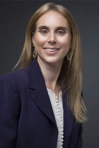 La présidente du Réseau de défense des droits de l'Homme T'ruah, le rabbin Rabbi Jill Jacobs (Crédit : Tamara Fleming Photography)
