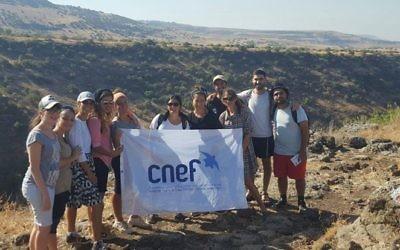 Le Centre national des étudiants francophones (CNEF)  travaille à l'intégration des jeunes olim de France (Crédit: Cnef)