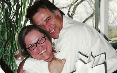Fred Turbide et son épouse Maria Chaves-Turbide (Crédit : autorisation)