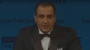 Adnan Majali (sCapture d'écran :YouTube)