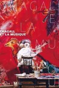Affiche de l'expo consacrée à Marc Chagall au musée des Beaux-arts de Montréal