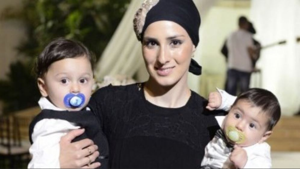 Dor Crasanti-Sela a été tuée par son mari avec ses deux fils, Yosef et Binyamin, le 28 janvier 2017. (Crédit : Facebook)