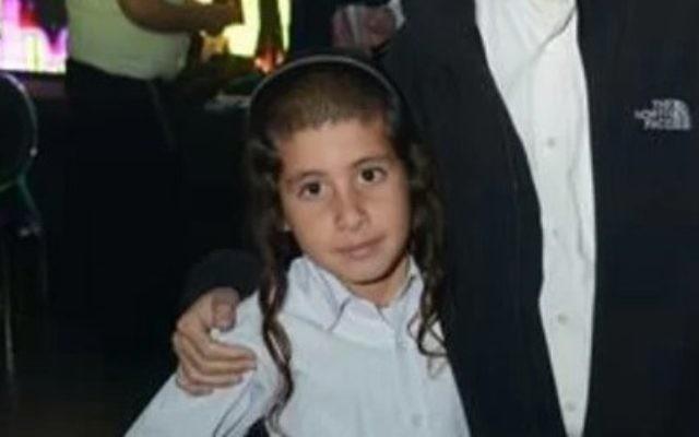 Nahman Ataya, 11 ans, a été tué par son voisin, à Migdal, le 28 janvier 2017. (Crédit : autorisation)