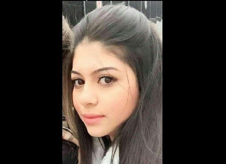 Lian Zaher Nasser de Tira, assassinée lors d'un attentat à l'arme à feu perpétré dans une boîte de nuit d'Istanbul le 1er janvier 2017 (Autorisation)