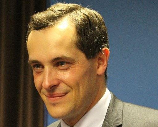 Nicolas Bay, secrétaire général du Front National (Crédit: Josiane06/Wikimedia Commons)