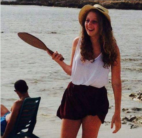 Le cadet Shira Tzur, tuée par un attentat au camion bélier à Jérusalem, le 8 janvier 2017. (Crédit : via le porte-parole de l'armée israélienne)