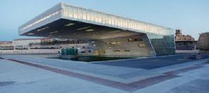 Le futur siège de l'Assemblée parlementaire de la Méditerranée. (Crédit : AFP)