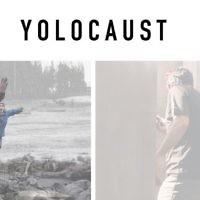 Yolocaust est un projet de Shahak Shapira, un artiste israélien ayant réalisé une oeuvre choc sur le Mémorail de Berlin (Crédit: capture d'écran/Yolocaust.de)