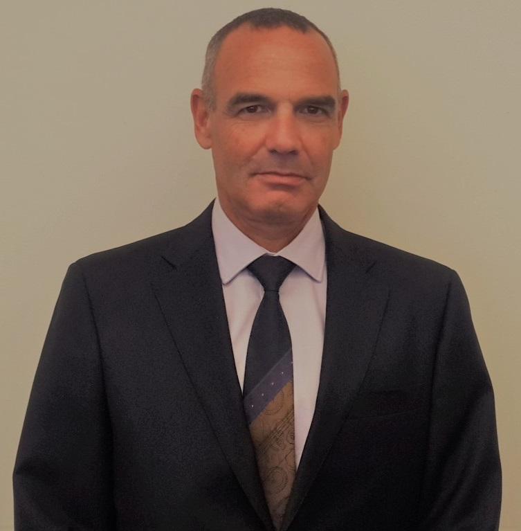 Erez Kreiner, l'ancien directeur de la sécurité de l'information au service de sécurité israélien Shin Bet et qui dirige maintenant son propre cabinet de cybersécurité (Crédit : Autorisation)