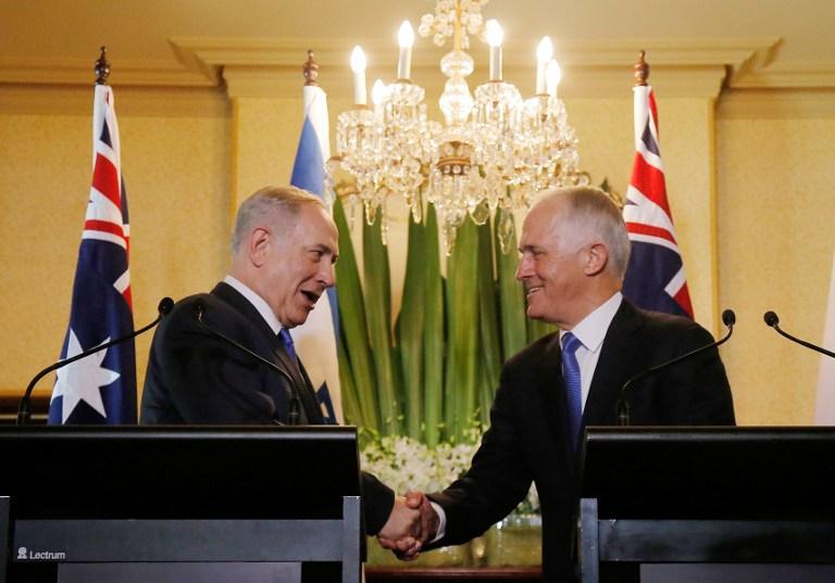 a sydney netanyahu salue l australie lucide pour ses critiques contre l 39 onu the times of isra l. Black Bedroom Furniture Sets. Home Design Ideas
