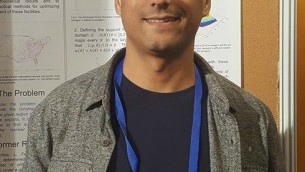 Le docteur Shai Gul, fondateur d'ERETZ (Autorisation)