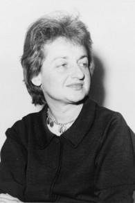 Betty Friedan, auteur de l'ouvrage en anglais 'The Feminine Mystique' et penseur féministe (Crédit : Librairie du Congrès)