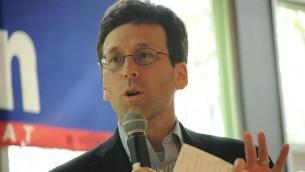 Le procureur général de l'état de Washington Bob Ferguson. (Crédit : Joe Mabel/Wikimedia commons)
