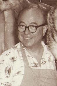 David Abraham Green, fourreur et pionnier en Alaska. (Crédit : AJM)