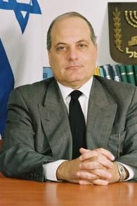 Le juge George Karra. (Crédit : ministère de la Justice)