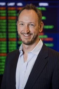 Max Cunningham, directeur général des cotations à l'Australian Securities Exchange (Crédit : autorisation)