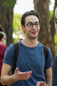 Josh de Winter, un participant du programme Ben Azzai Program. (Autorisation)