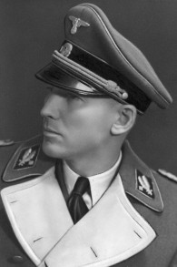 Le général SS Otto Waechter vers 1942. (Crédit : domaine public/WikiCommons)