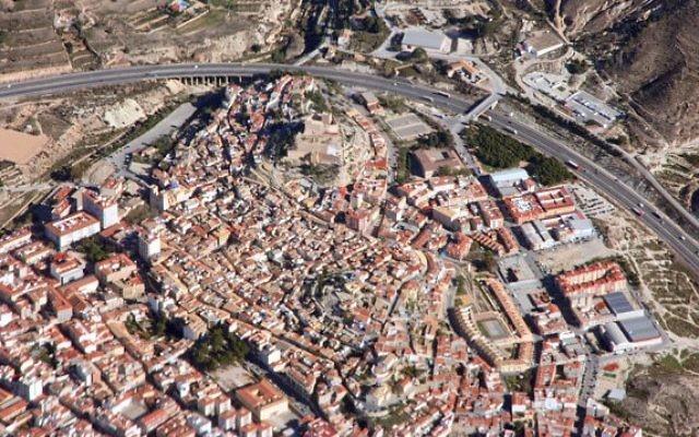 La commune espagnole de Petrer. Illustration. (Crédit : Marek Slusarczyk/CC BY-SA 2.5/Wikipedia)