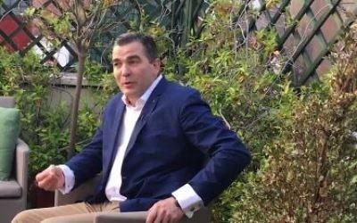 Frédéric Chatillon, proche de Marine Le Pen. (Crédit : capture d'écran Facebook/Frédéric Chatillon)