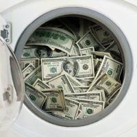 Blanchiment d'argent. Illustration. (Crédit : iStock)