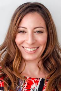 Jenny Drezin, cofondatrice et responsable du marketing chez Sidekix, un GPS piéton. (Crédit : Jenny Drezin)