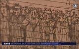 Le Mémorial de la Shoah expose des planches de BD évoquant la Shoah, ici Mauss (Crédit: capture d'écran/Francetvinfo)