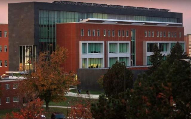 Le Central Michigan University au Mount Pleasant (Crédit : Capture d'écran YouTube)