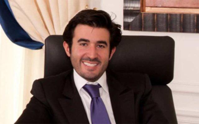 Le bagout du golden-boy Nadav Bensoussan lui a permis de convaincre des centaines de clients, qui l'accompagnent aujourd'hui sur le banc des accusés (Crédit : DR)