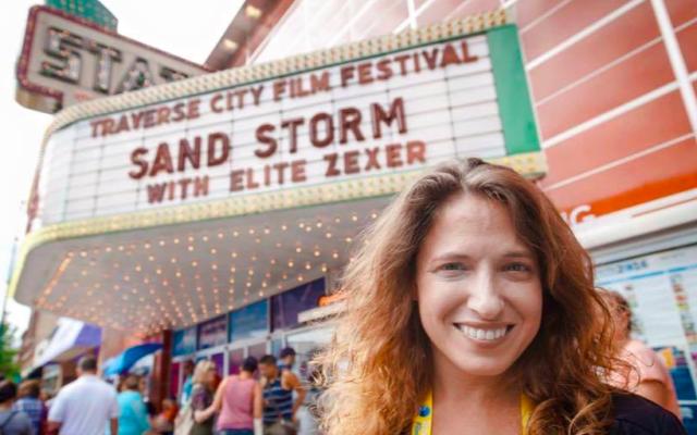 """La réalisatrice Elite Zexer parlera de son film """"Tempête de sable"""" jeudi 2 mars à la cinémathèque de Jérusalem. (Crédit :  Elite Zexer)"""