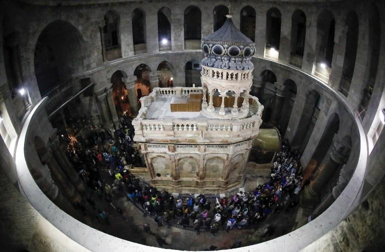 eglise du saint sépulcre