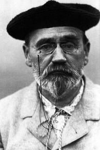 Emile Zola (Crédit: Wikimedia Commons)