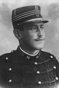 Alfred Dreyfus, déclaré coupable d'espionnage lors d'un simulacre de procès à la fin du XIXème siècle en France (Crédit : Domaine public/Wikimedia commons)