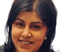 La barone Sayeeda Warsi (Crédit : Wikimedia commons/ http://www.cabinetoffice.gov.uk/content/baroness-warsi-minister-without-portfolio /Open Government Licence v1.0)