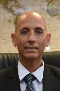 Michel Ben Baruch, directeur de SIBAT. (Crédit : autorisation)