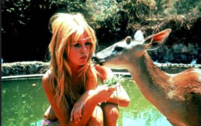 Brigitte Bardot (Crédit : CC BY 2.0)