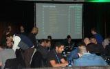 Hackers prenant part à un hackathon pour développer des applications pour la cyber-sécurité à Tel Aviv. Illustration. (Crédit : autorisation)