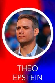 Theo Epstein, manager des Red Sox en 2004 et des Chicago Cubs en 2016 (Crédit : JTA)