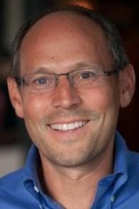Jim Scheinman, de Maven Venture, à Tel Aviv en mars 2017. (Crédit : autorisation)