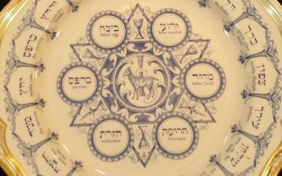 Cette pièce de la Judaïca ayant appartenu à Joan Rivers sera vendue aux enchères à Long Island auction. (Autorisation :  J. Greenstein & Co.)
