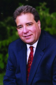 Russell Robinson, directeur du Fonds national juif (Crédit : JNF)